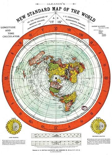 gleason's-flat-earth-map