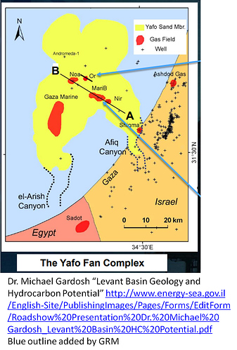 Pliocene Yafo sand group from Afiq canyon1