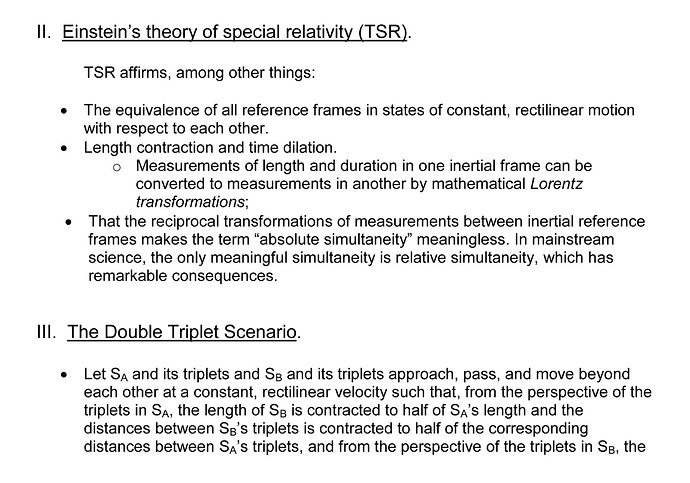 The Double Triplet Scenario - 2nd Revised-2